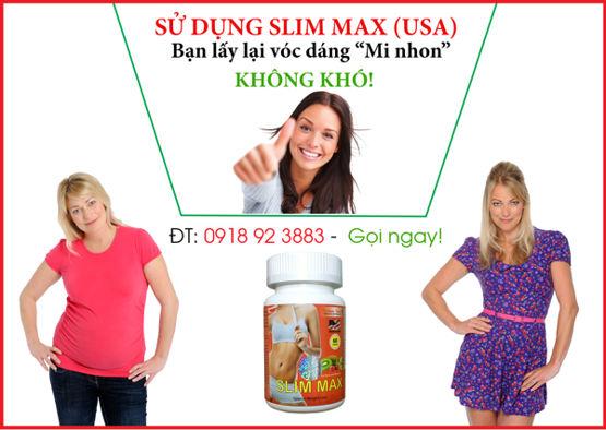 Thuốc giảm cân Slim Max có tốt không? -2