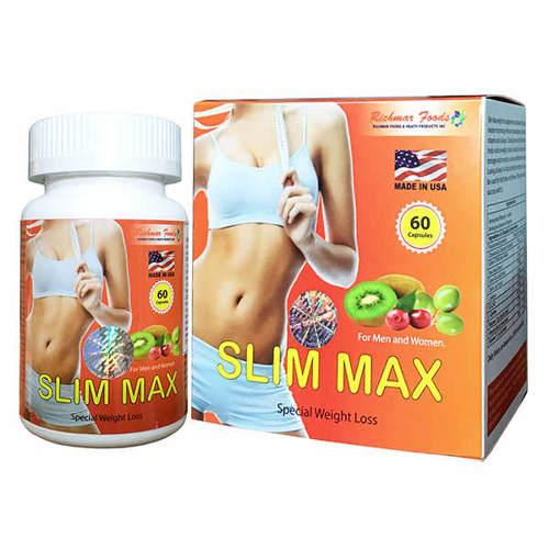 Thuốc giảm cân Slim Max có tốt không?