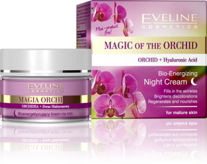Eveline Magic of the Orchid Night Cream- Kem dưỡng Đêm Hoa Lan Tây