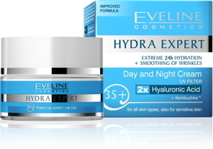 Eveline Hydra Expert Day and Night Cream 35+