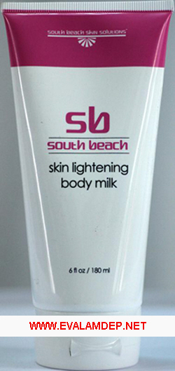 sb skin lightenig body milk 1