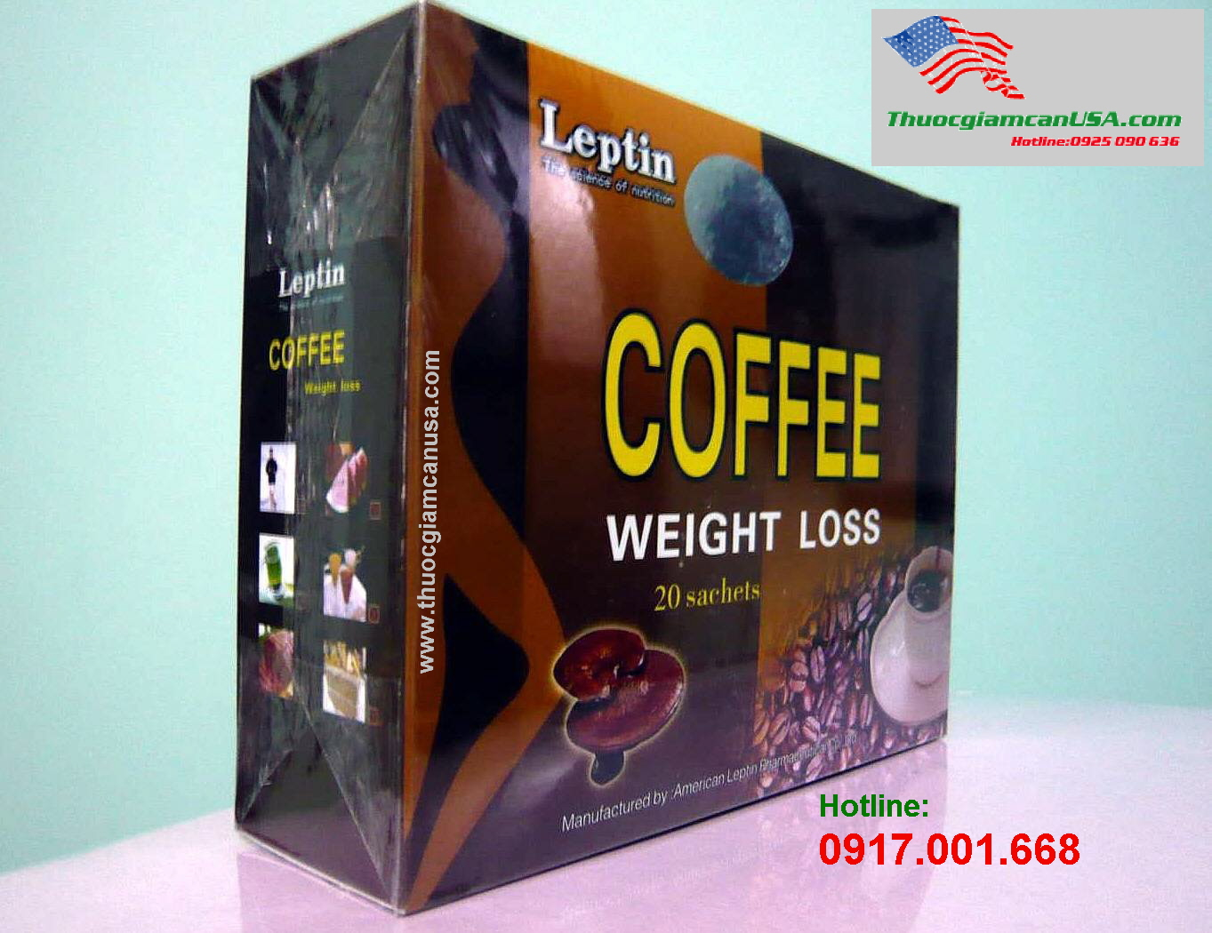 cafe giam beo weight loss