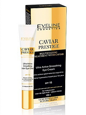 Kem dưỡng da vùng mắt Eveline Caviar Prestige 45+