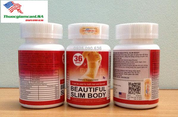 Beautiful Slim Body USA, mẫu mới nhất 2012 2013 hạn đến 2017