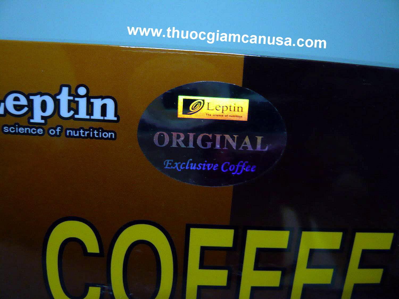 Cà phê giảm cân Linh Chi Coffee Weight Loss