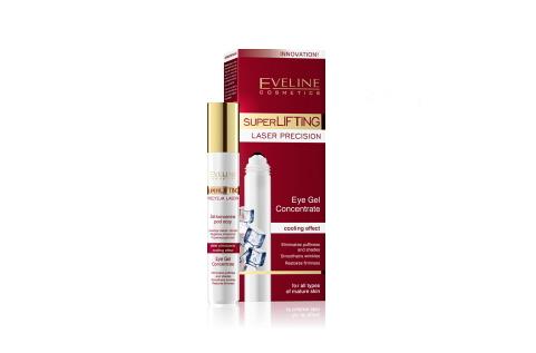Gel dưỡng xóa nhăn vùng mắt Eveline Super Lifting