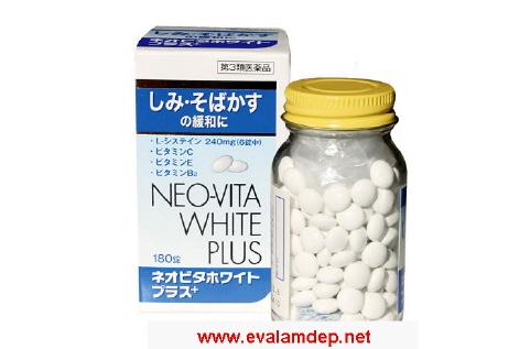 Viên uống trị nám NEO-VITA White Plus