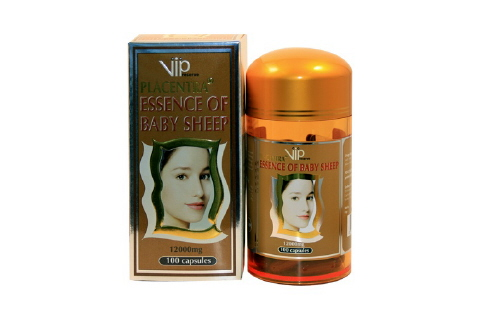 Nhau thai cừu VIP Placentra Essence of baby sheep
