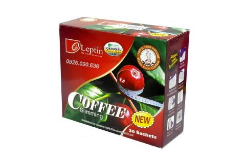 CÀ PHÊ GIẢM CÂN SLIMMING COFFEE GIÚP BẠN GIẢM CÂN NHANH