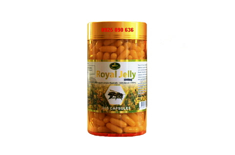 Sữa ong chúa Nature's King chua chat luong tuyet hao