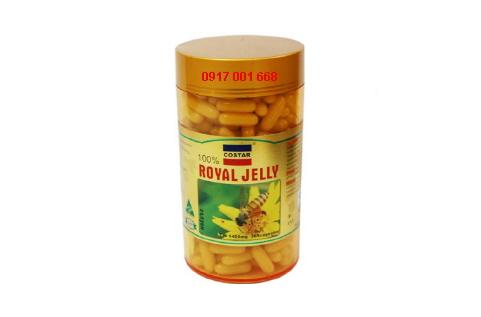 Sữa ong chúa Royal Jelly 1450mg chính hãng