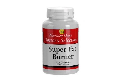 Super Fat Burner 153- Sản phẩm giảm cân chính hãng Nutrition Depot